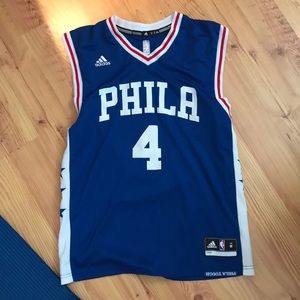 Philadelphia 76ers jersey brand new